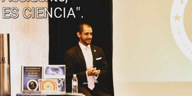 La ciencia del éxito es a base de ciencia con Daniel Dominguez